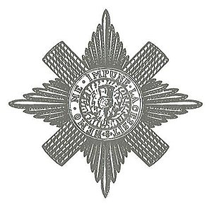 Order of the Thistle - The star of the Order of the Thistle