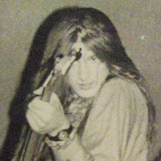 Steven Shane McDonald - Steven McDonald performing in 1987