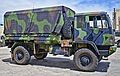 Stewart & Stevenson LMTV FMTV M1078 4X4 Military Tactical Vehicle Steyr MRAP Battlefield Vegas (17188212620).jpg
