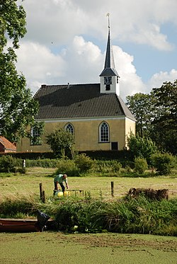 Church in Stitswerd