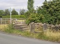 Stocks, Church Lane, Hartshead - geograph.org.uk - 221923.jpg