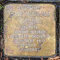 Stolperstein David Abraham Slodzina, Thürmchenswall 44, Köln-8562.jpg