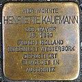 Stolperstein Geldern Hartstraße 02 Henriette Kaufmann.jpg