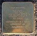 Stolperstein Hauptstr 80 (Rumbg) Heinz Silberstein.jpg