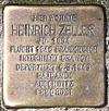 Stolperstein Havelstr 20 (Spand) Heinrich Zeller.jpg
