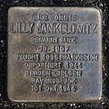 Stolperstein Karlsruhe Lilly Jankelowitz Stephanienstr 59 (fcm).jpg