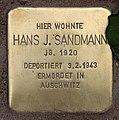Stolperstein Pariser Str 11 (Wilmd) Hans J Sandmann.jpg