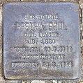 Stolperstein Wiesbadener Str 17 (Wilmd) Bertha Pohl.jpg