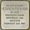 Stolperstein für Heinrich Freymann (Esch-sur-Alzette).jpg