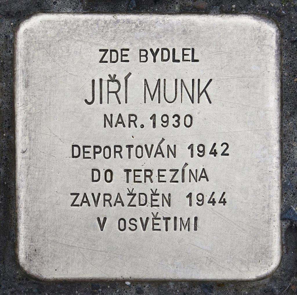 Stolperstein für Jiri Munk.JPG