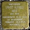 Stolpersteine Gouda Krugerlaan149 (detail2).jpg