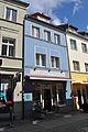 Stralsund, Apollonienmarkt 11 (2012-05-12), by Klugschnacker in Wikipdia.jpg