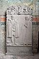 Stralsund, Nikolaikirche, Grabplatte in Kapelle (2012-12-29), by Klugschnacker in Wikipedia.jpg