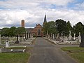Stranton Cemetery - geograph.org.uk - 427702.jpg