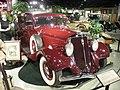 Studebaker National Museum May 2014 028 (1933 Studebaker Speedway President).jpg