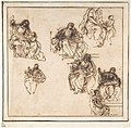 Studies for the Education of the Virgin MET DP810396.jpg