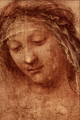 Study of a Woman's Head - Leonardo da Vinci.png