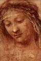 Study of a Woman's Head - Leonardo da Vinci.png
