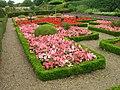 Summer Bedding, Sewerby Hall gardens - geograph.org.uk - 1210405.jpg