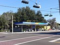 Sunoco Gas Station, NW 8th Ave, NW 6th St, Gainesville, Florida.JPG
