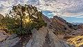 Sunrise at Vasquez Rocks Natural Area (30806540852).jpg