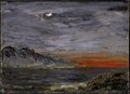 Sunset (August Strindberg) - Nationalmuseum - 23217.tif