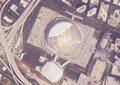 Superdome after Katrina satellite view.png