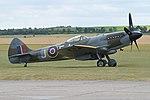 Supermarine Spitfire FR.XIV 'MV268 JE-J' (G-SPIT) (44499255455).jpg