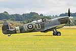 Supermarine Spitfire T.9 'ML407 - OU-V' (G-LFIX) (35899769611).jpg