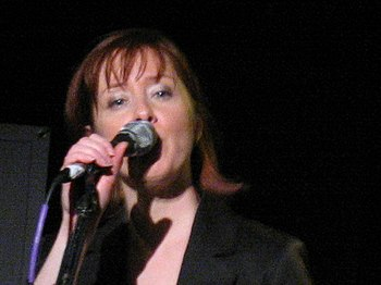 English: Suzanne Vega in New York, 2005