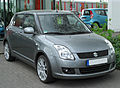 Suzuki Swift IV Facelift front 20100501.jpg