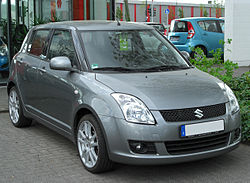 Suzuki Swift de generación