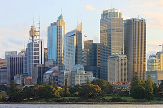 Sydney central business district Suburb of Sydney, New South Wales, Australia