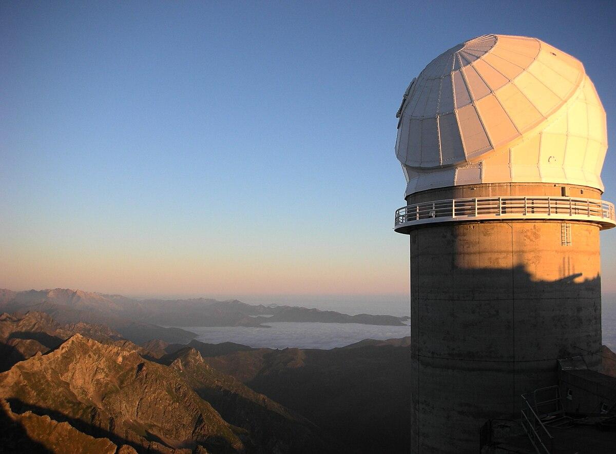 Bernard Lyot Telescope - Wikipedia
