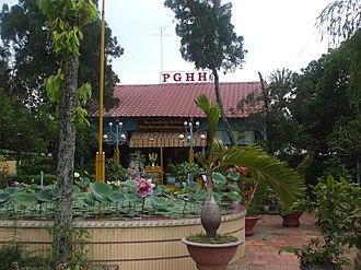 Hòa Hảo - A pagoda of Hòa Hảo