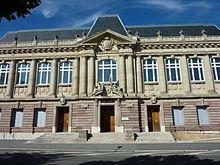 photographie du tribunal de grande instance de Belfort