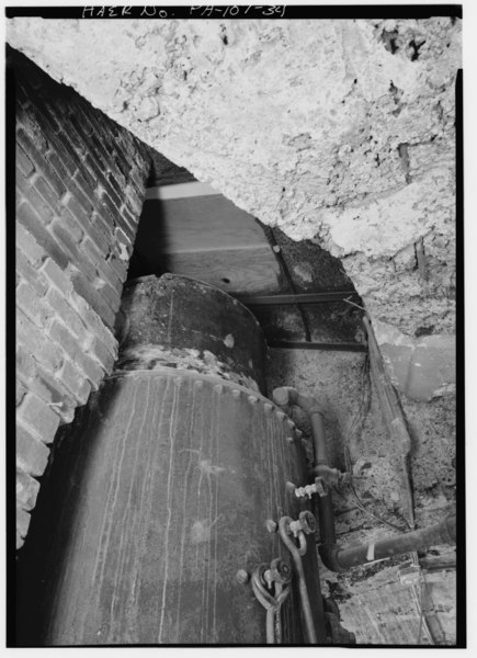 File Top O The Boiler Showing Construction Details Note