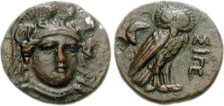 TROAS, Sigeion. Circa 355-334 BC