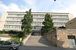 Graz University of Technology - Image: TUG Chemie 1