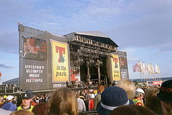 T in the Park 2010 - Wikipedia, the free encyclopedia