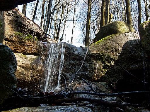 Tachovsky vodopad 07