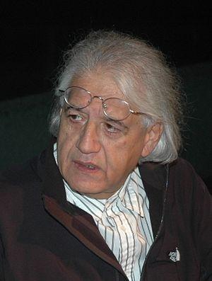 Patricio Guzmán - Patricio Guzmán, 2015.