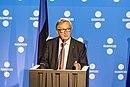 Tallinn Digital Summit. Press conference Jean-Claude Juncker (37392932641).jpg