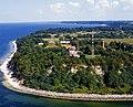 Taran Lighthouse (former Brusterort) by Nikolay Yagunov.jpg