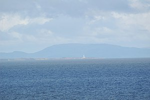 Tarbat Ness - Tarbat Ness from the south across the Moray Firth