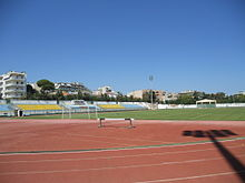 Tarlas, the Mytilene Municipal Stadium, September 2012.jpg