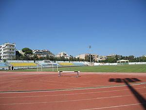 Aiolikos F.C. - Mytilene Municipal Stadium