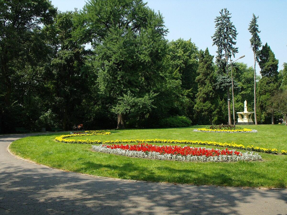 Park Strzelecki w Tarnowie – Wikipedia, wolna encyklopedia