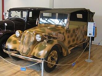 Tatra 57 - Image: Tatra 57K
