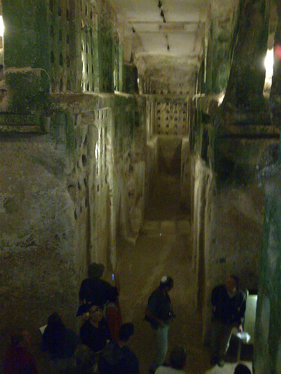 Tel Maresha - Subterranean Columbarium
